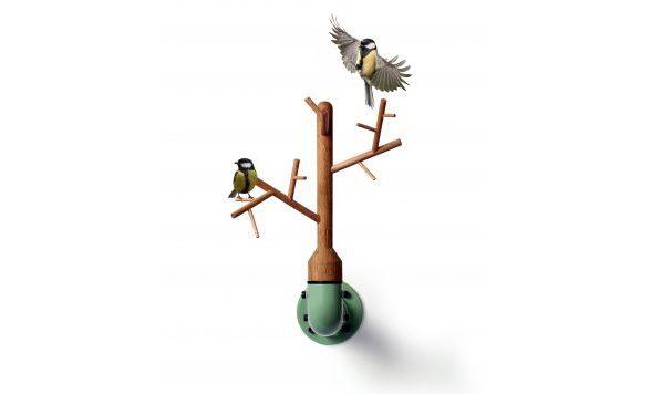 Wall Elements Vogelboom