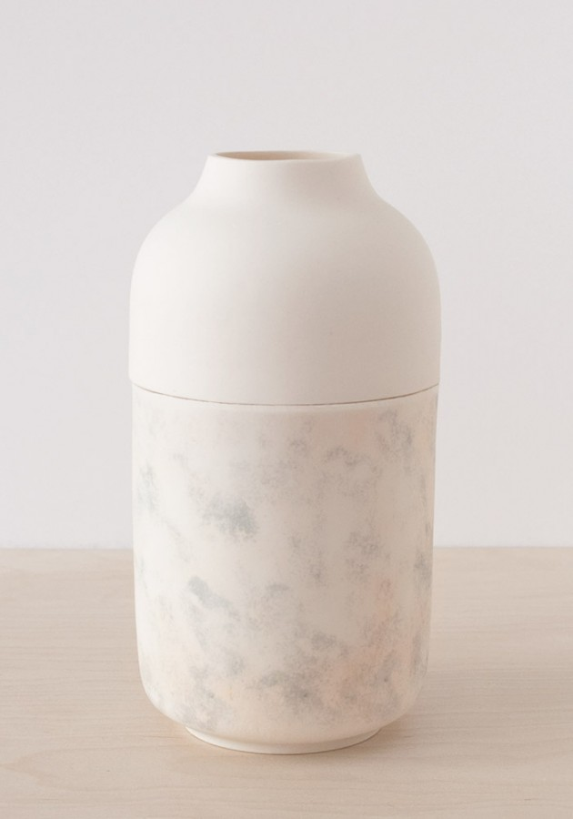 Colour vase Rimma Tchilingarian