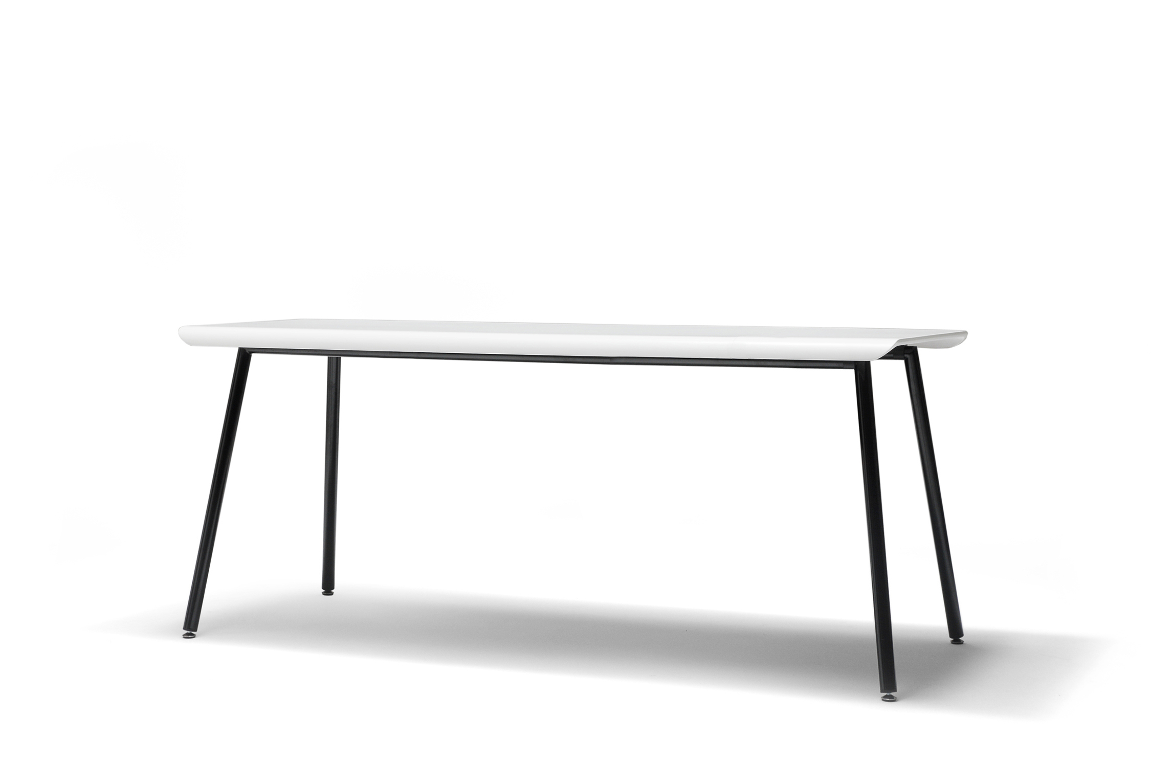 Non divide tafel wit gimmii dutch design - Tafel eetkamer ontwerp wit ...