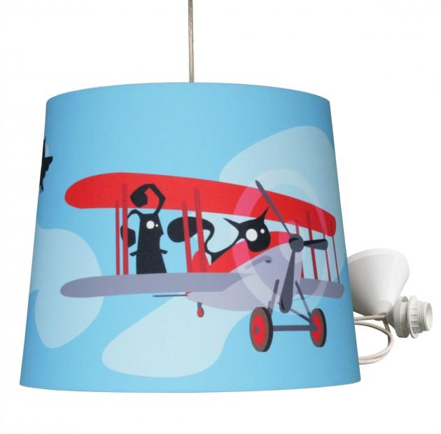 VV1 kinderlamp- vliegen