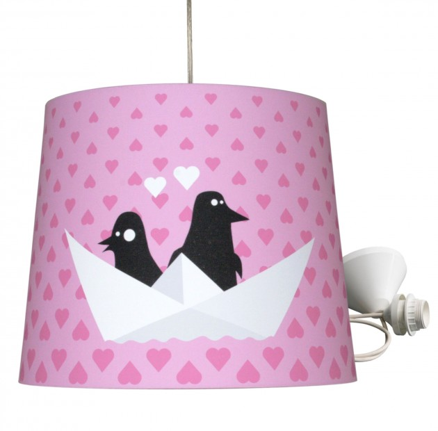 VV2 kinderlamp Love