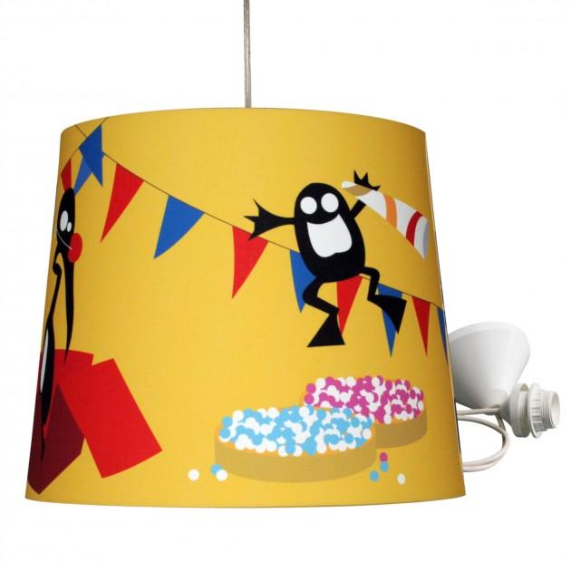 VV3 kinderlamp feest- Vreemde Vogels