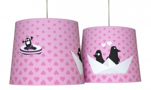 Lamp Kinderkamer Design : Vreemde Vogels kinderkamer lampen