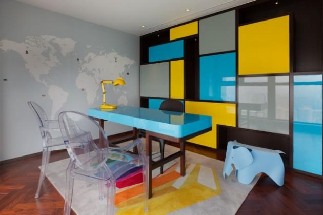 Beijing Fantasie Dariel Studio geel