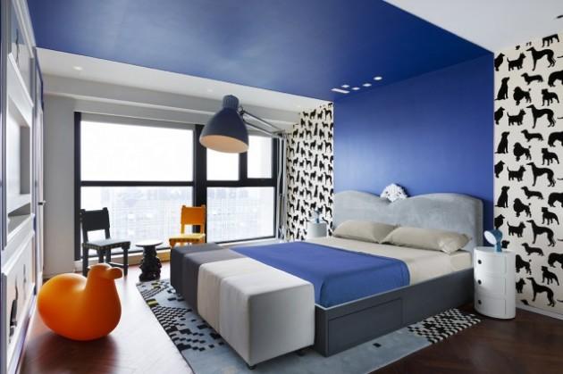 Bijing Fantasy Dariel Studio bedroom