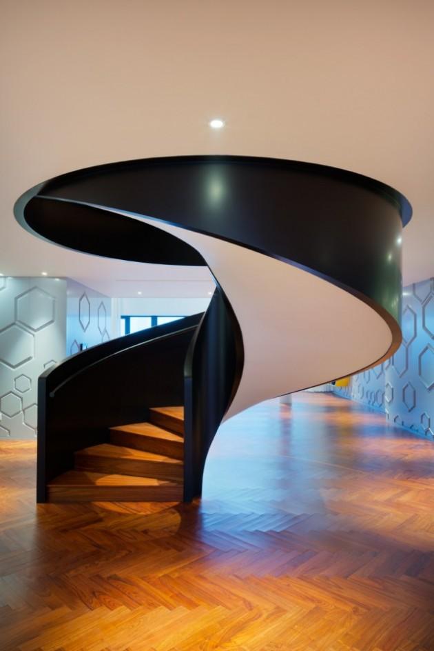 Dariel studio Beijing fantasie appartement trap