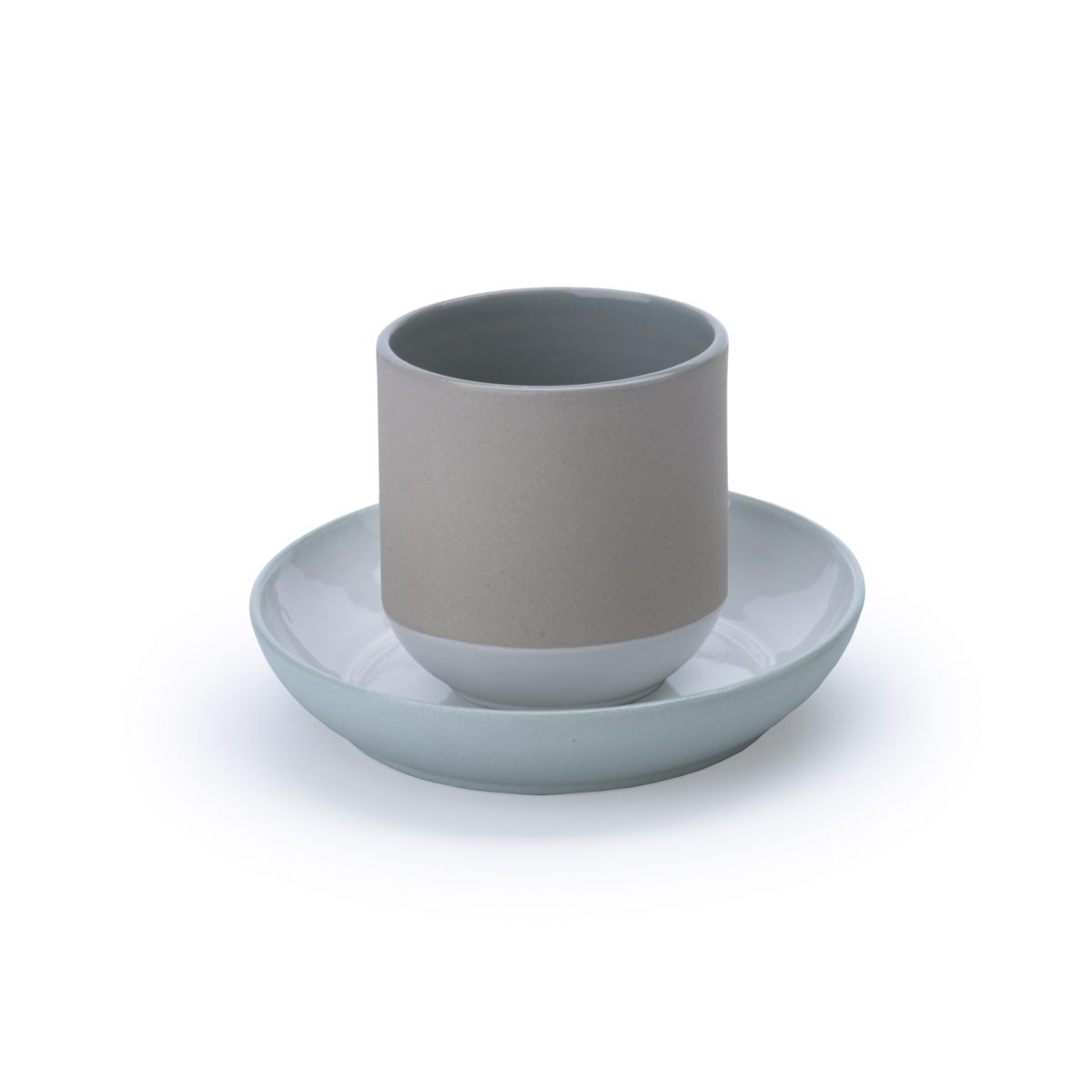 Espresso cup BT light brown Imperfect Design Arian Brekveld