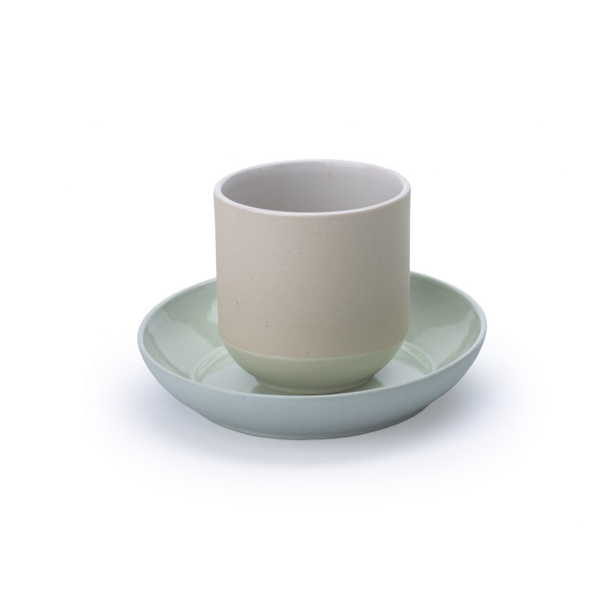 Espresso cup white Imperfect Design ontwerper Arian Brekveld