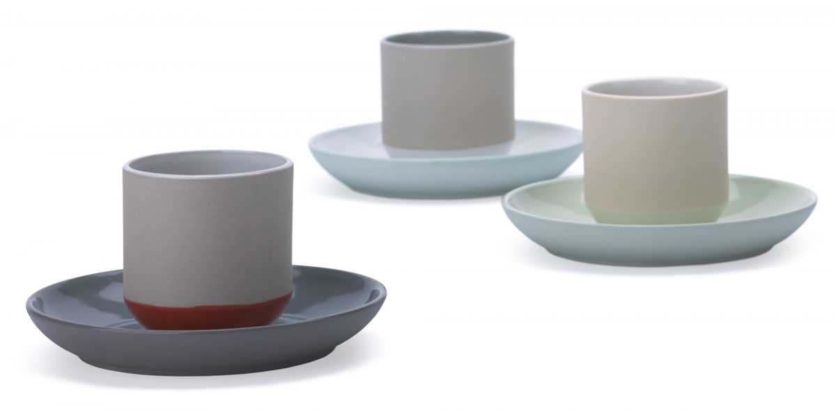 Espresso cups set Imperfect Design Arian Brekveld