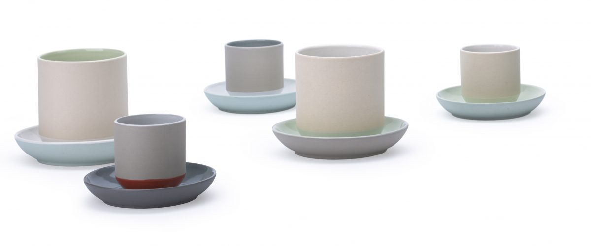 Imperfect Design Mix Bat Trang cups espresso cups Arian Brekveld