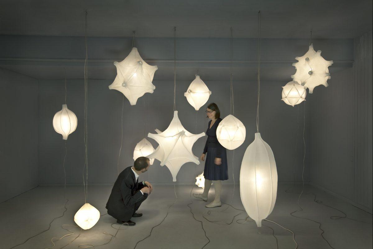 Bernotat Radiolaria hanglampen