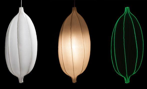 Radiolaria hanglamp –  Discomedusa adulta