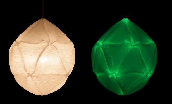 Radiolaria –  Metamorphosus lucidus hanglamp