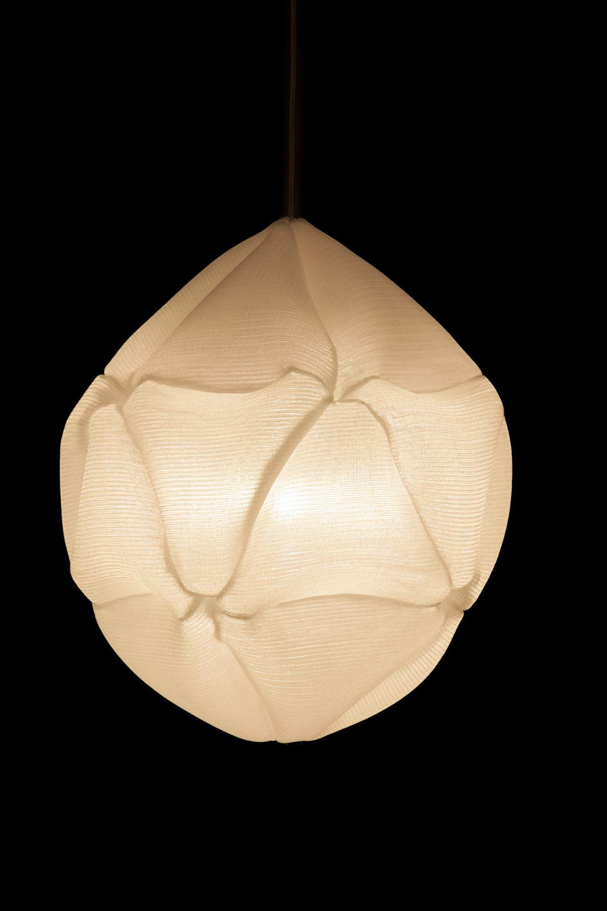 radiolaria Metamorphosus lucidus hanglamp van Bernotat