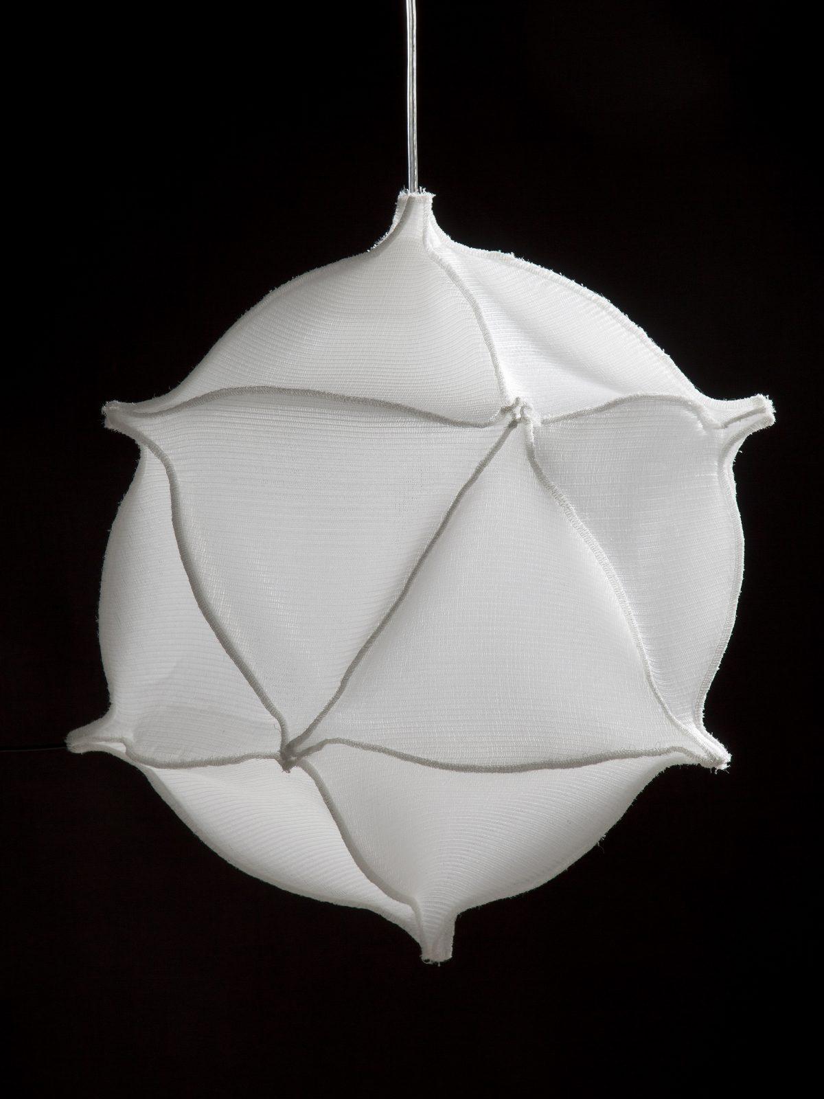 Radiolaria Metamorphosus lucidus reversus hanglamp van Bernotat