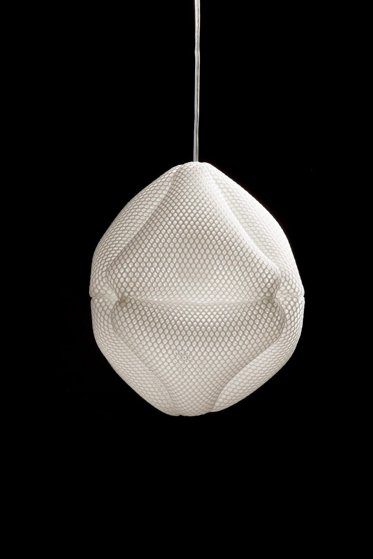 Radiolaria Ovulus Coralli hanglamp van Bernotat