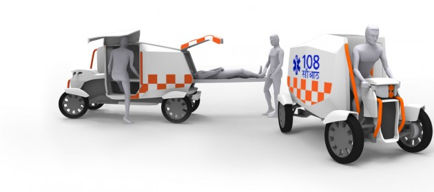 108 ambulance Pascal de Boer