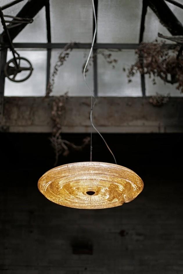 Fresnel hanglamp 60 Dirk Vander Kooij Kazerne