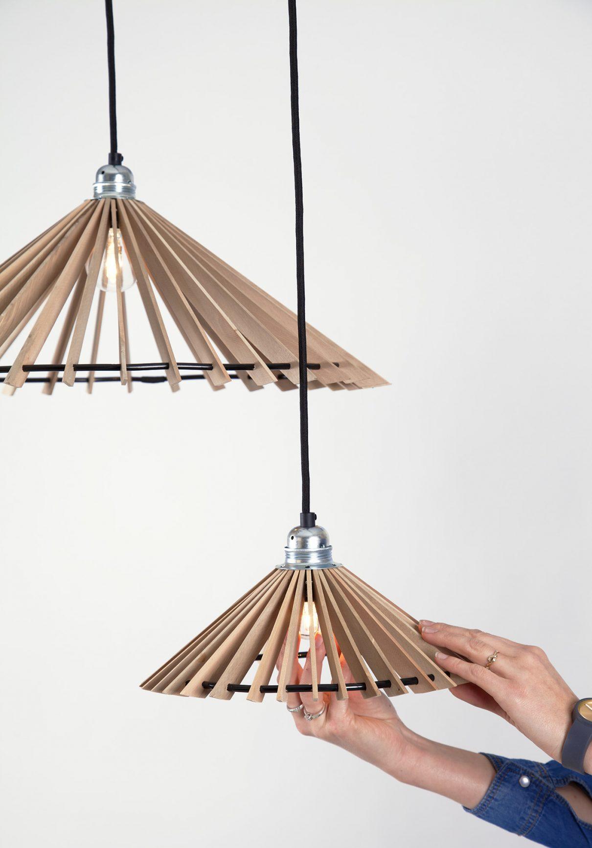 De 3 identiteiten van BEAM lamp van Josje Schut