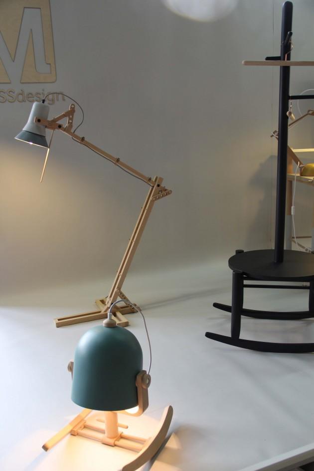 MOSS design lampen DDW foto Gimmii
