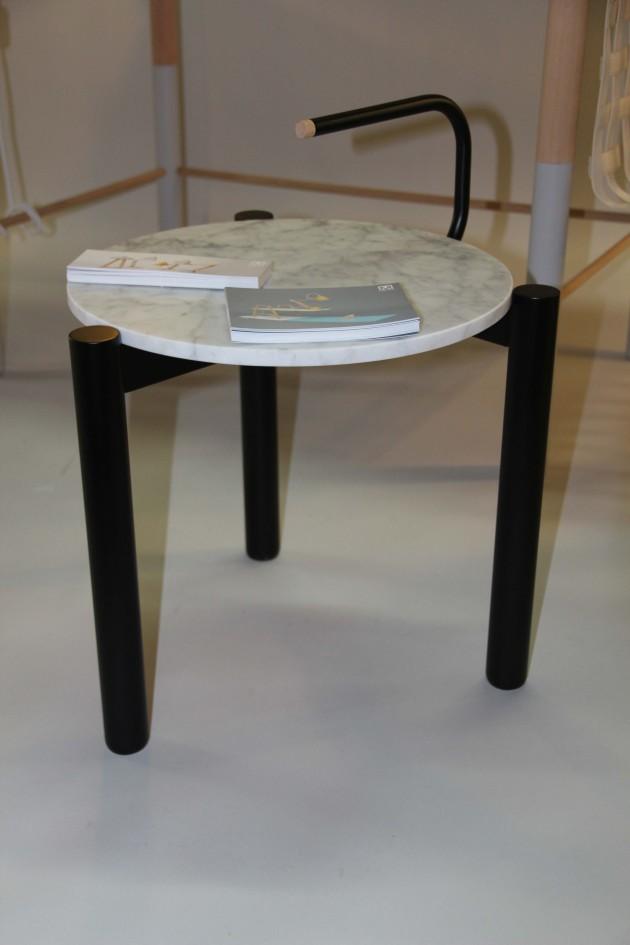 M.OSS design marmer bijzettafel DDW foto Gimmii