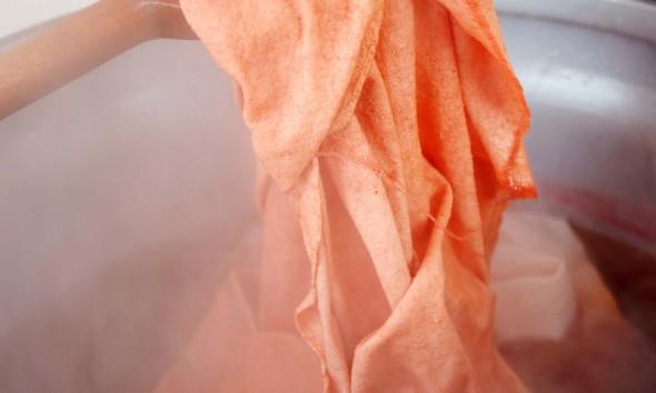 Rubia SIlk Lab Cotton Clay DDW