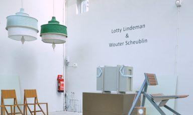 Lotty Lindeman & Wouter Scheublin presenteren zich