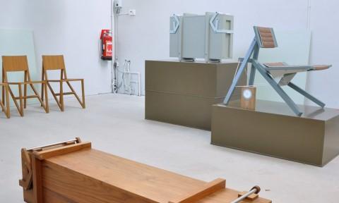 Scheublin Lindeman DDW stoel 2011 Still klok tentlamp en meer