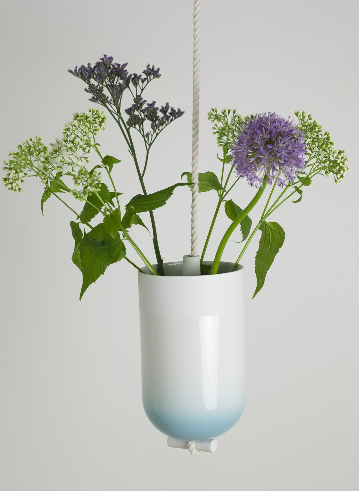 Spatial vase sea flower Lotte Douwes – gimmii