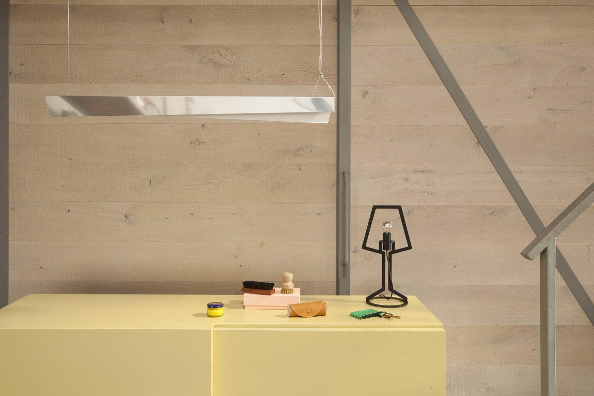 Gispen Amsterdam Cover hanglamp Outline tafellamp