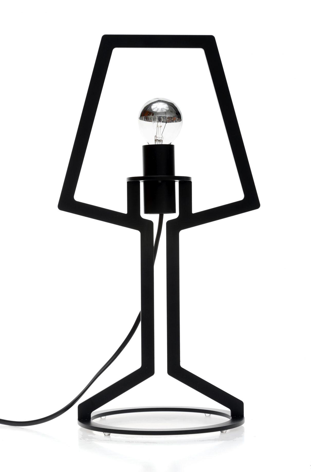 Outline tafellamp van Peter van de Water