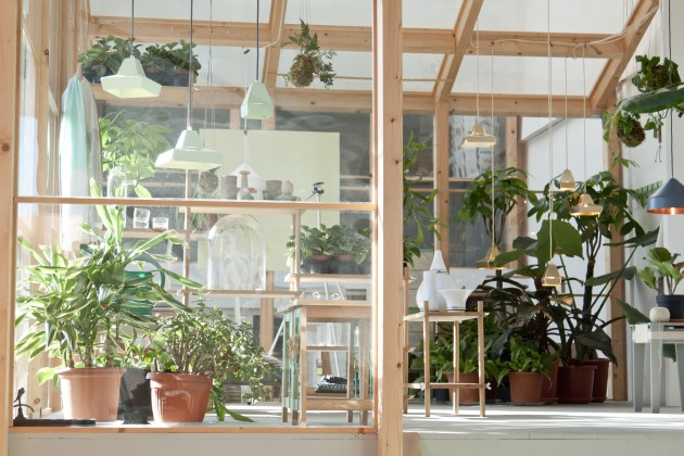 Ontwerplabel Vij5 greenhouse ddw foto Vij5