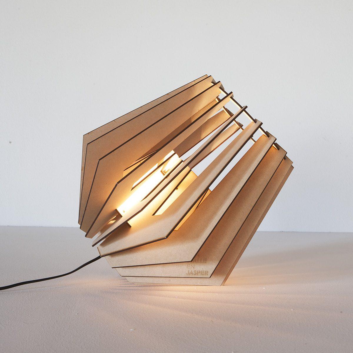 Spot-nik floorlamp by Van Tjalle en Jasper