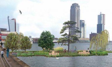 Recycled Park helpt de Noordzee