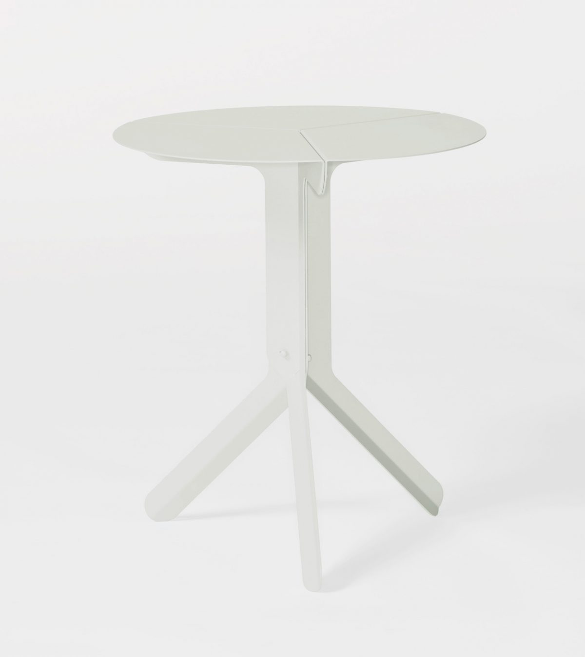 New Duivendrecht sliced table wit hoog, designer Frederik Roijé – gimmii shop