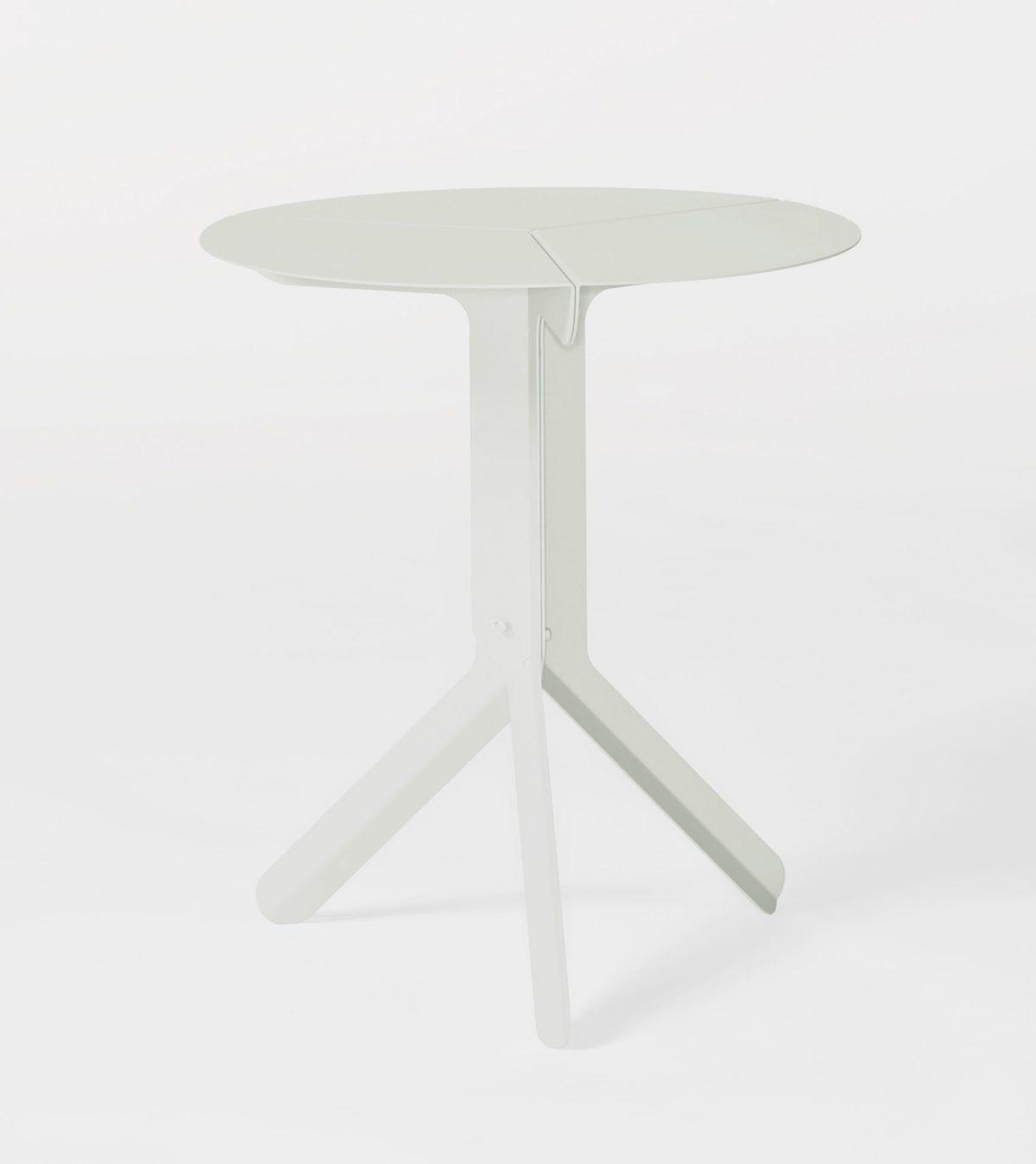 New Duivendrecht sliced table wit hoog, designer Frederik Roijé – gimmii shop