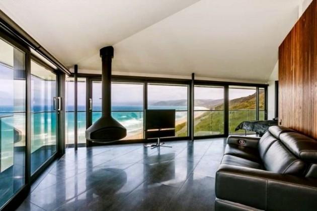 Fantastisch uitzicht Australie f2 architecture woonkamer