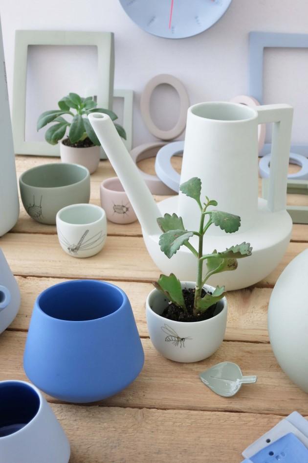 Gieter tuitgieter mintgroen Studio Elke van den Berg