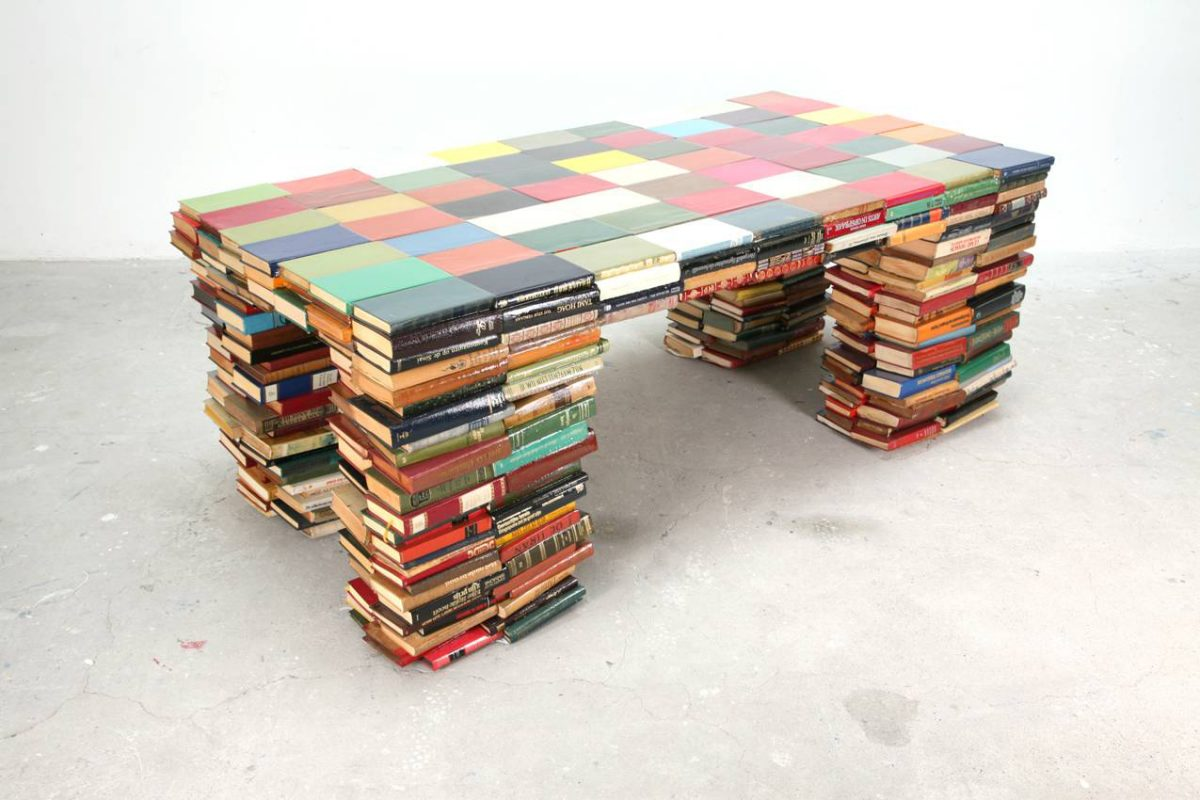 Gispen Layers Table books original version