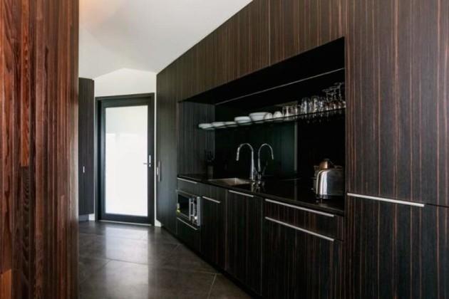 Keuken zwevend huis Australië