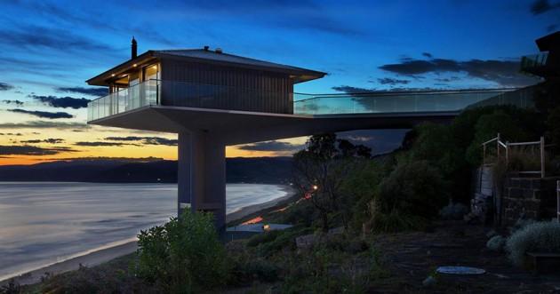 Modern architecture Australia Fairhaven beach f2-architecture