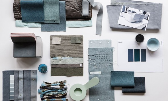 ARIAN BREKVELD Saigon Lacquer  candleholder fabric Zoom In  sofa Montis