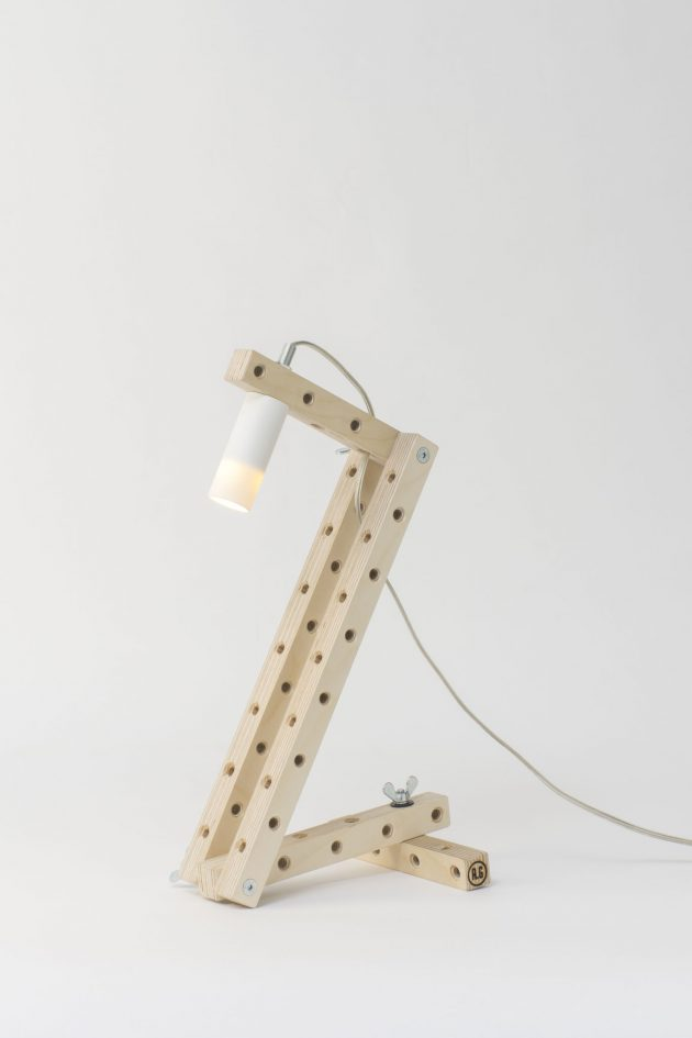 Arend Groosman TRANSFORMABLE LAMP BUIS- gimmii webshop for Dutch design