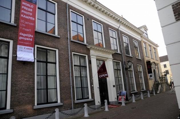 Iconen museum Kampen