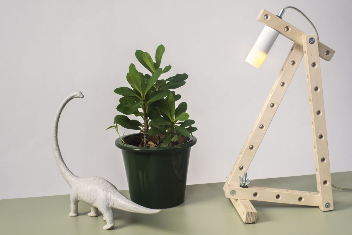 Dutch design Transformable Lamp Arend Groosman-gimmiishop