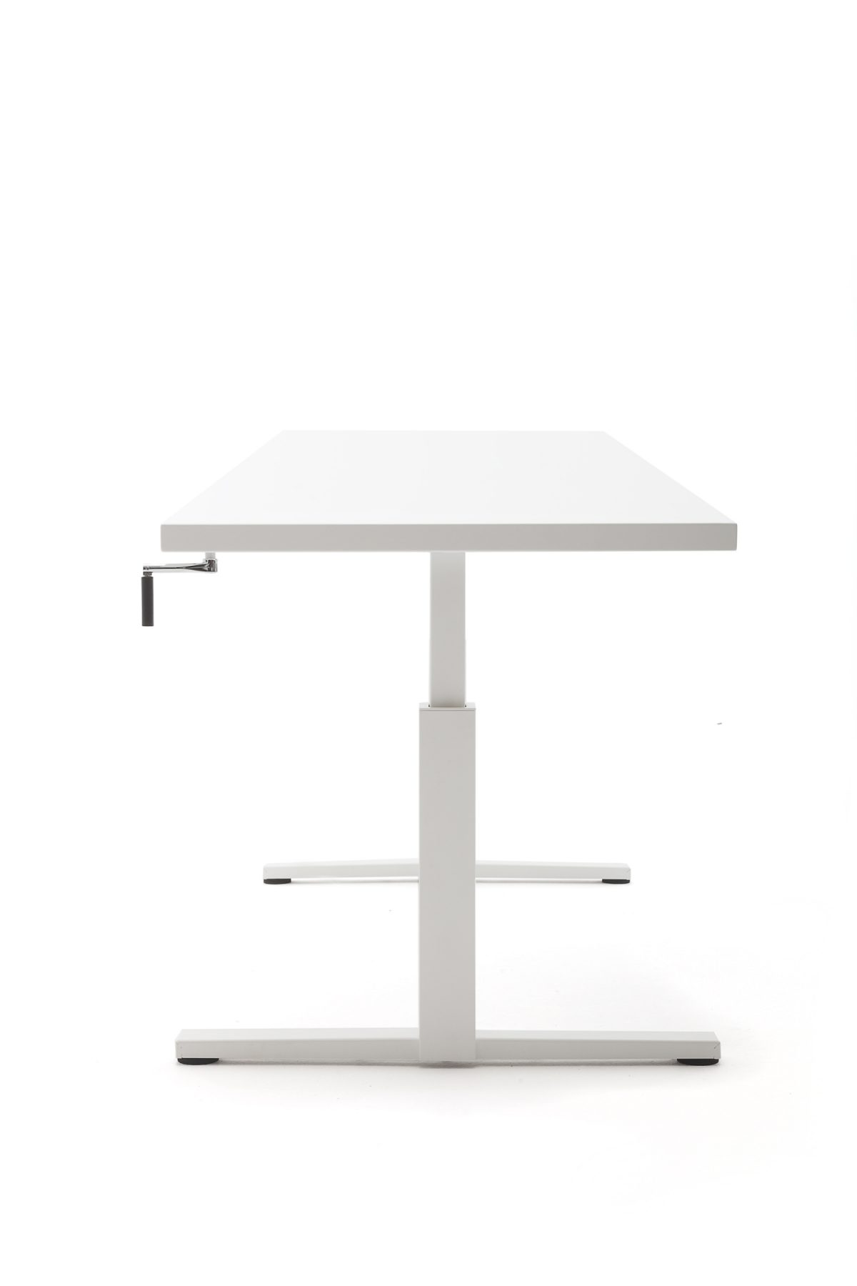 Gispen SteelTop desk