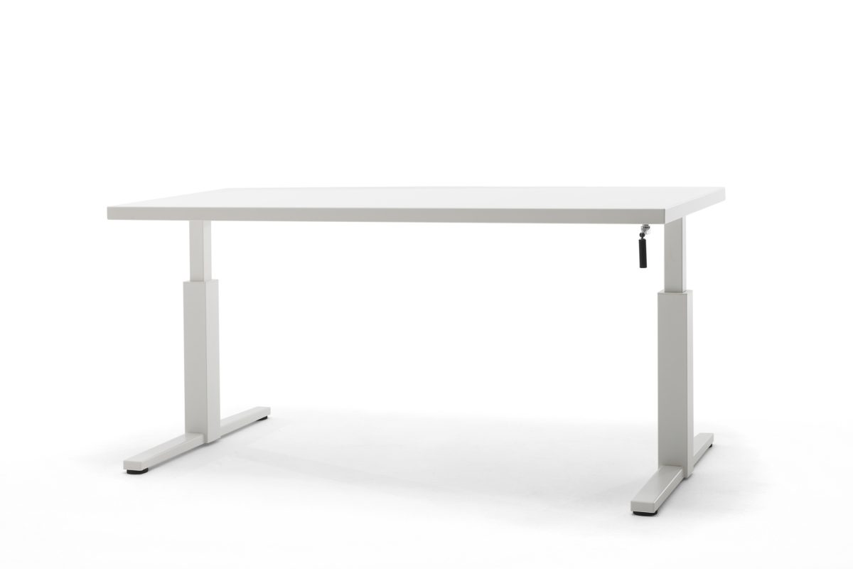 SteelTop desk