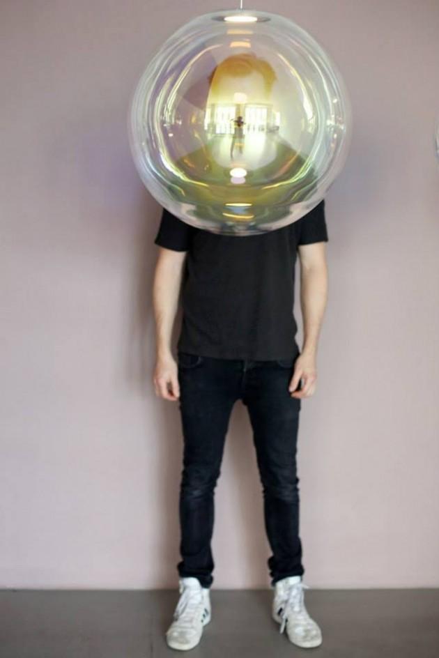 Iris lamp by Neo/Craft