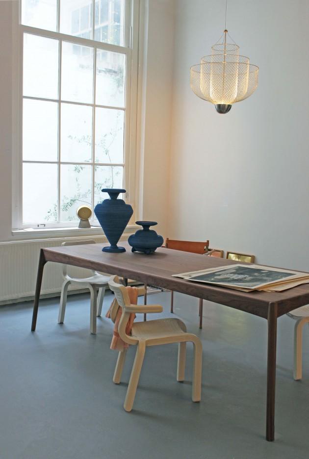 OODE galerie Dutch Design Year RvR stoel Dirk vander Kooij Amsterdam