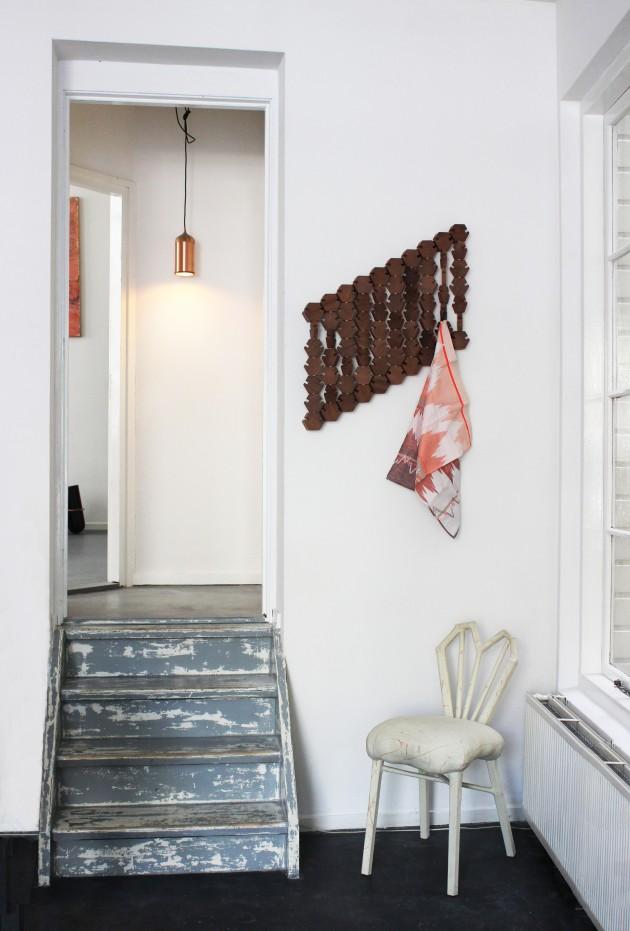OODE galerie Dutch Design Year stoel Tessa Koot Amsterdam